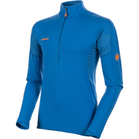 Mammut Moench Advanced T-shirt manches longues avec demi-zip Homme, ice